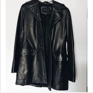 Banana Republic genuine leather jacket